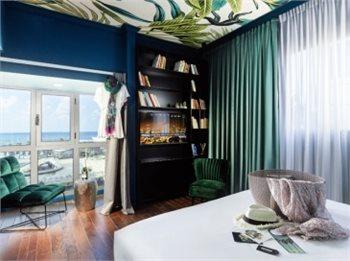 מלון סיסייד תל אביב מבית מלונות בראון - חופשה עירונית