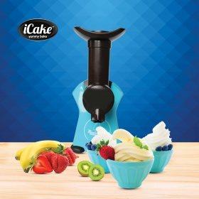 מכשירי המותג icake הטבות למכשירי בישול והכנת גלידות
