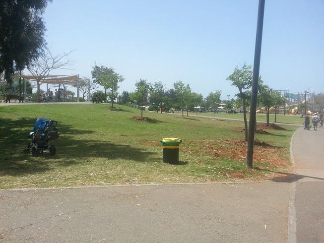 פארק הרצליה - ריאה ירוקה והזדמנות ליום כיף מושלם בשרון