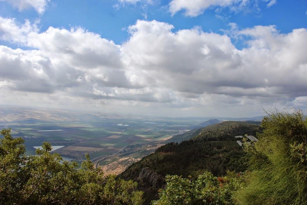 צוק מנרה וטיול אל התצפית היפה ביותר בגליל העליון
